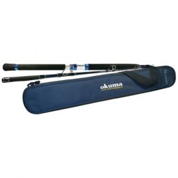 Okuma Nomad Inshore Travel Rod       7ft Spin