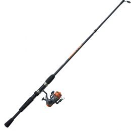 Zebco Crappie Fighter Ulsz S602L Sp Combo 6